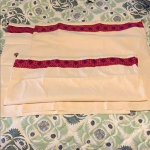 Set of 3 Large Tory Burch Dust Bag Covers
